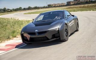 Водородные концепт-кары от компании BMW
