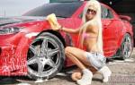 Советы новичкам – моем автомобиль? Чем моют машину на мойке?