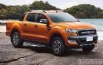 Внедорожная модель пикапа Ford Ranger получила обновления