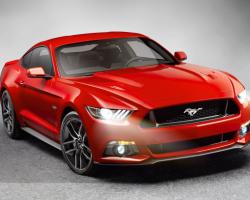 Представлен новый Ford Mustang VI поколения