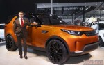 Пекин & Нью-Йорк 2014 – new Land Rover Discovery 2015