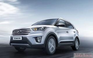 Новая модель глобального паркетника Hyundai Creta 2015 – 2016