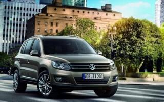 Кроссовер Volkswagen Tiguan обзор