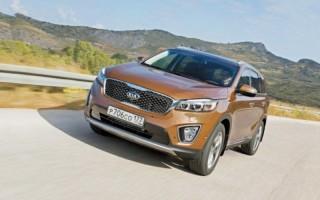 На рынке России стартуют продажи нового Kia Sorento Prime