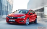 Пятое поколение Opel Astra 2016 представили в новом кузове (K)
