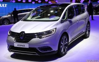 Париж 2014: модель Espace в новом поколении от Renault удивила публику