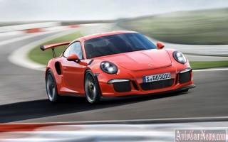 Концерн Porsche представил модель 911 GT3 RS V-поколения