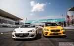 Спорткупе Subaru BRZ 2015 теперь доступно в версии STI ts