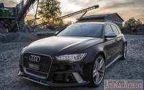 Прокаченный универсал Audi RS6 Avant от ателье O.CT Tuning