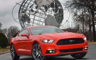 Объявлена цена Ford Mustang 2015 мод. года для России