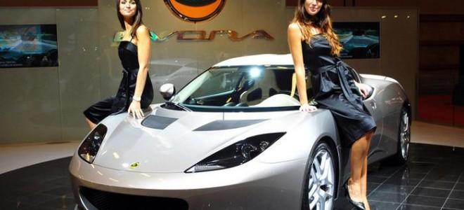 Спортивное купе Evora компания Lotus превратит в кроссовер