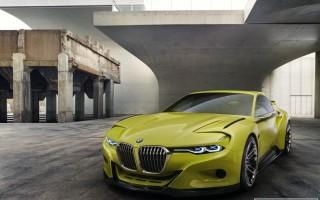 Удивительный концепт BMW 3.0 CLS Homemage в честь модели 70-х