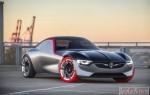 Прототип новейшего спорткара презентовала компания Opel