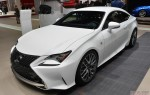 Готовим 2.4млн. рублей за новый Lexus RC 350 Coupe 2015