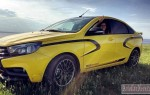 Дочка гендиректора «ИжАвто» рассекретила new Lada Vesta Sport