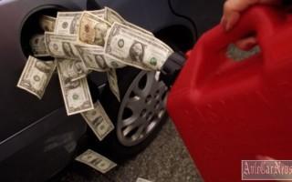 С началом теплого сезона цены на топливо в России поползли вверх