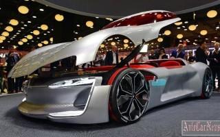 Будущее Renault в эксклюзивном концепте Trezor
