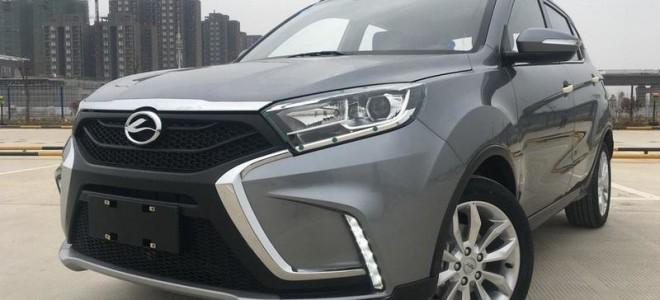 Китайские Кулибины сделали клон отечественной Lada XRAY