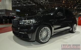 Уникальный тюнинг – внедорожник BMW X5 от Hamann