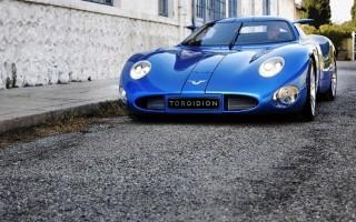 Финская Toroidion построила 1300-сильный электрокар ради рекламы