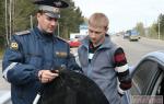 Новые штрафы за тонировку утверждены в Госдуме