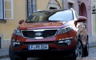 В сентябре пройдет презентация нового Kia Sportage 2016