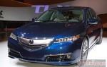 Нью-Йорк 2014 – new sedan Acura TLX 2015