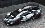 Горнолыжник Jon Olsson приобрел тюнинговый Lamborghini Huracan