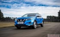 Женева 2017 – Nissan представил обновленную модель Qashqai 2018