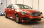 Нью-Йорк 2014 – new sedan Hyundai Sonata 2015