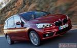 Новый компактвэн BMW 2-Series Gran Tourer 2015