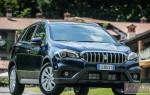 На рынок России возвращается рестайлинговый Suzuki SX4
