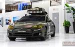 Эксклюзивная версия седана Model S от SS Customs и Tesla Motors