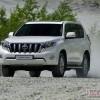 Тойота подготовила для Land Cruiser Prado новый турбированный дизель