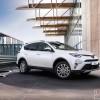 На рынок России выходит новая модель Toyota RAV4