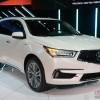 Японцы представили в Нью-Йорке новую Acura MDX 2017