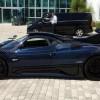 Коллекционер заказал в Pagani особую модель суперкара Zonda MG