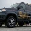Обновленный УАЗ Патриот представлен официально
