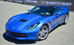 New Chevrolet C7 Corvette Stingray 2014