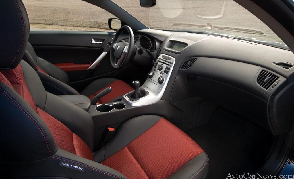 Foto Hyundai Genesis Coupe 2014