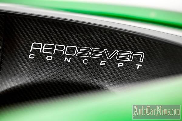 2014 Caterham AeroSeven Concept photo