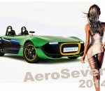 2014 Caterham AeroSeven Concept photo