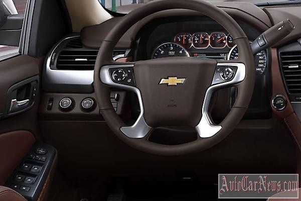 2014 Chevrolet Tahoe photo