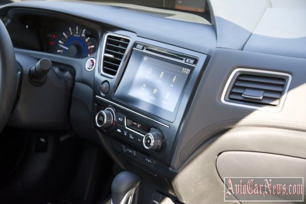 Honda Civic Coupe 2014 photo
