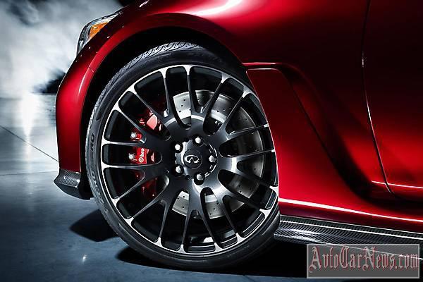 2014 Infiniti Q50 Eau Rouge Concept photo