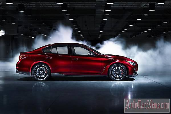 2014 Infiniti Q50 Eau Rouge Concept photo
