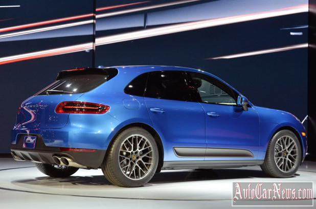 2014 Porsche Macan photo