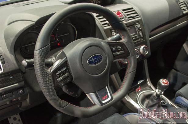 2014 Subaru WRX STI photo