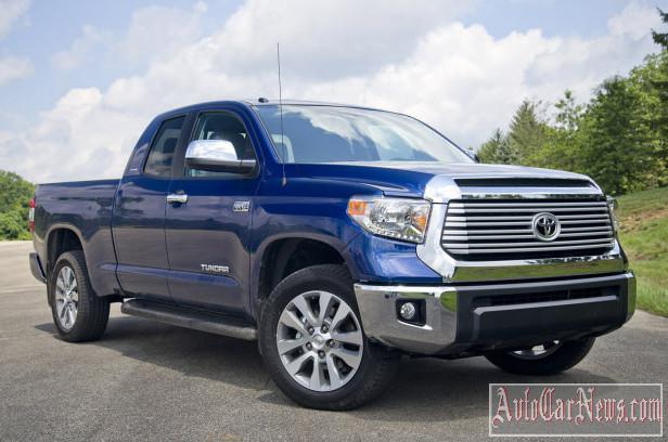 2014 Toyota Tundra photo