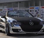 New Mercedes-Benz SL55 AMG